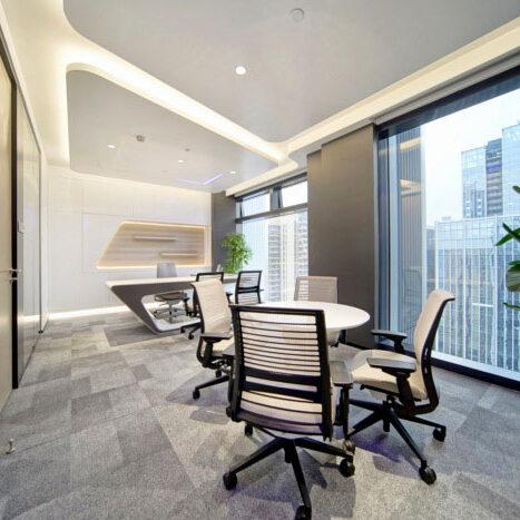 5 khu vực luôn có ở một văn phòng công ty sang trọng và hiện đại
