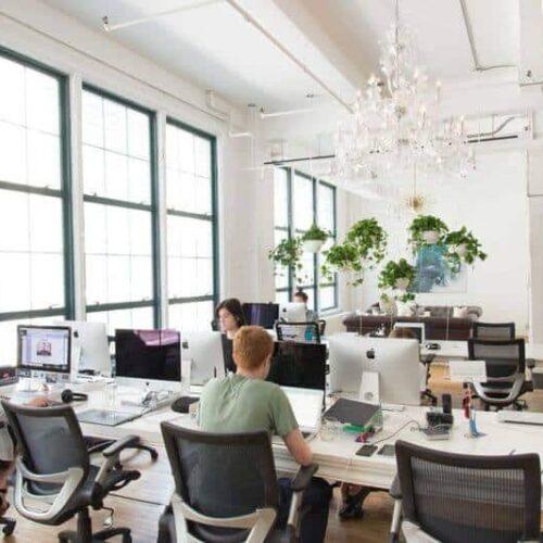 9 công ty thiết kế nội thất văn phòng nổi tiếng thế giới