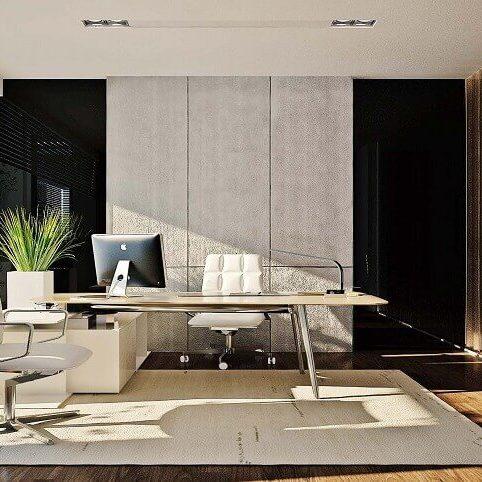 Thiết kế nội thất văn phòng cao cấp thành công với 5 bước đơn giản
