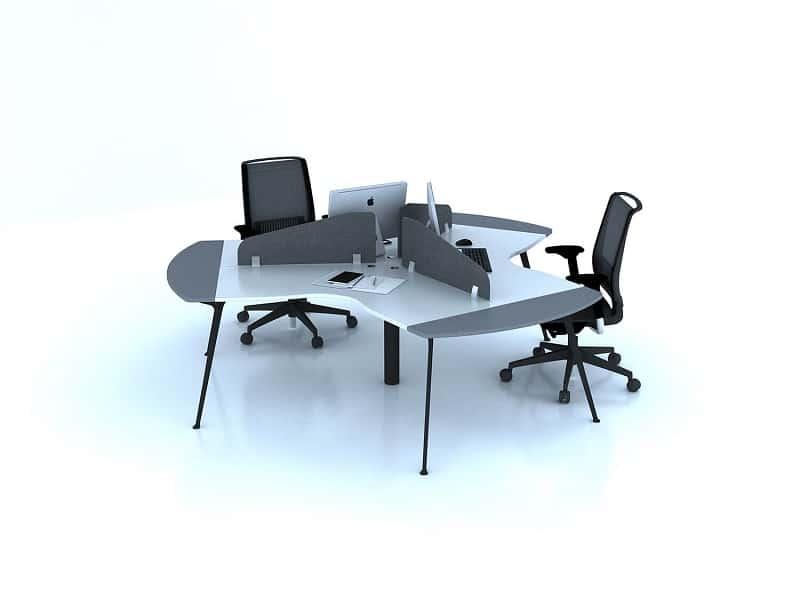 Thiết kế nội thất văn phòng làm việc đẹp và hiện đại