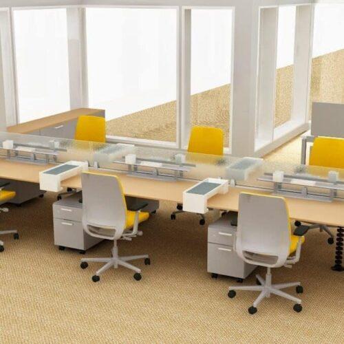 Mẹo thiết kế nội thất văn phòng nhỏ vừa đẹp vừa tiện dụng