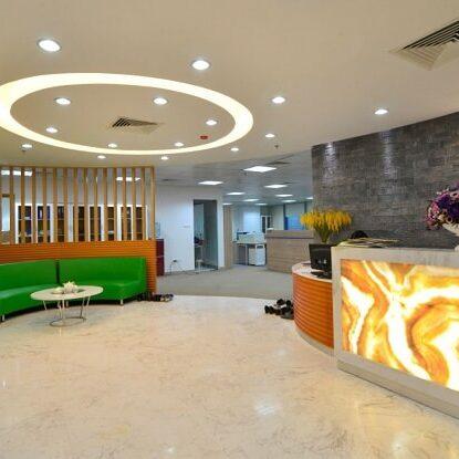 6 xu hướng thiết kế nội thất văn phòng tại Hà Nội