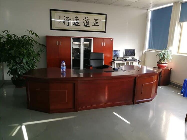 Phòng giám đốc cổ điển