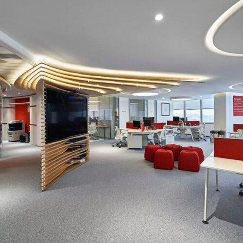 Các tiêu chí thiết kế nội thất văn phòng đại diện tạo ấn tượng cho đối tác