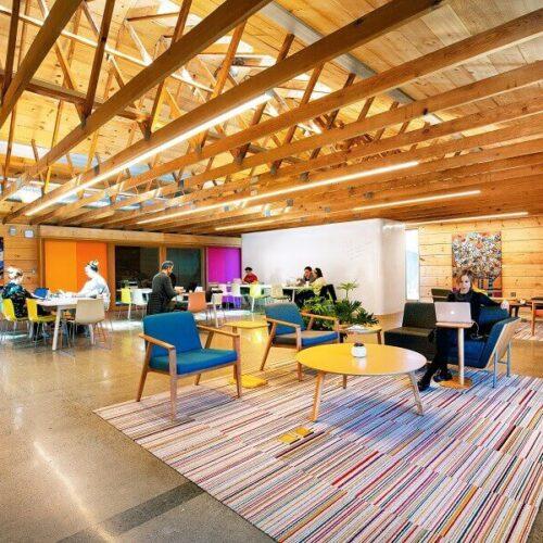 Thiết kế nội thất văn phòng retro là gì và có đặc điểm như thế nào?