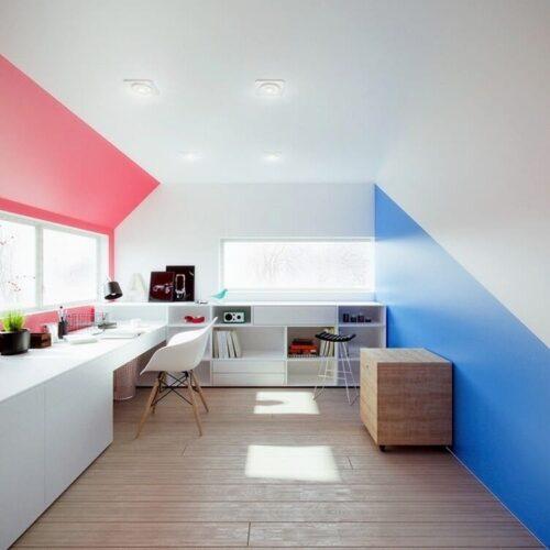 Thiết kế nội thất văn phòng Scandinavian2020