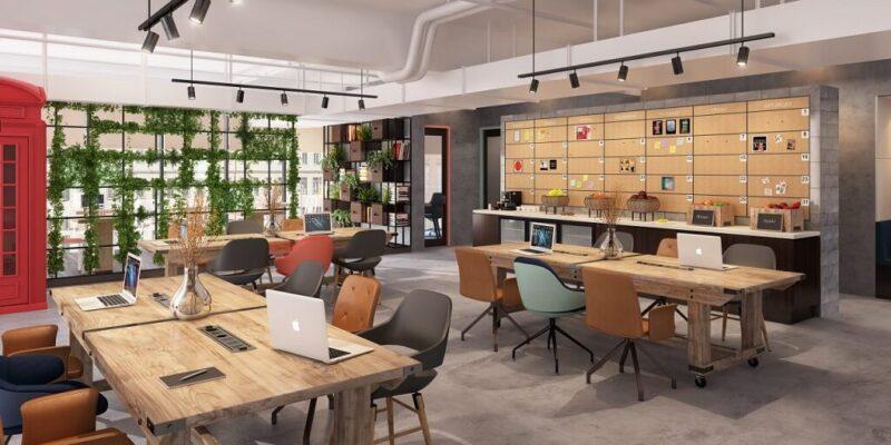 6 ý tưởng thiết kế nội thất văn phòng 2021
