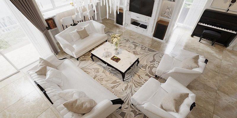 thiết kế nội thất gỗ tự nhiên cao cấp